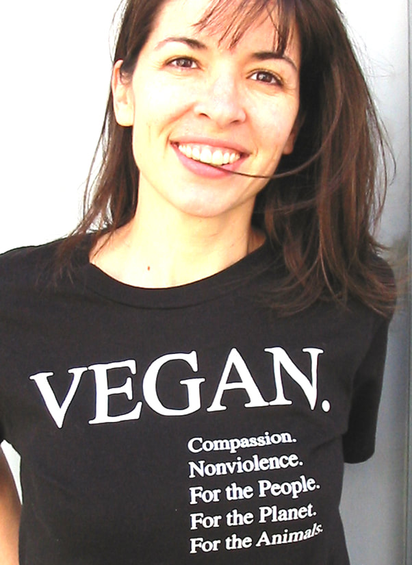 Vegan Shit original womens