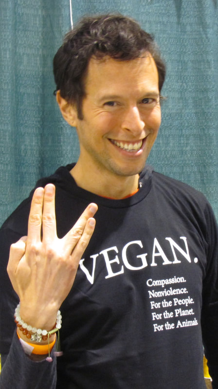 Famous chefs love Vegan Shirt :)